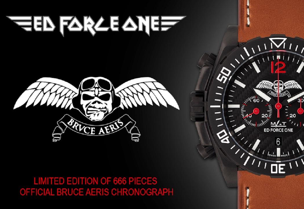 MATWATCHES Bruce Aeris Quartz Chronograph LE watch ...