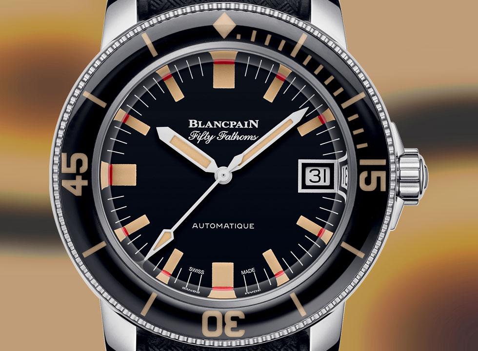 Blancpain barakuda năm mươi cha