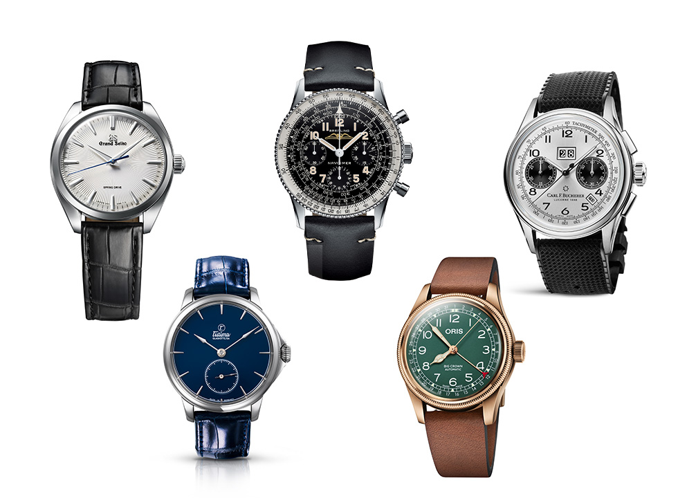 Baselworld 2019 is now in the books. Here are theTop 5 watches under $10,000.