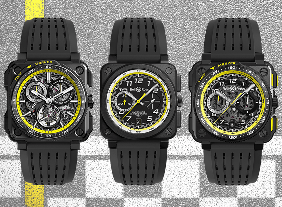 bell & ross RS collection