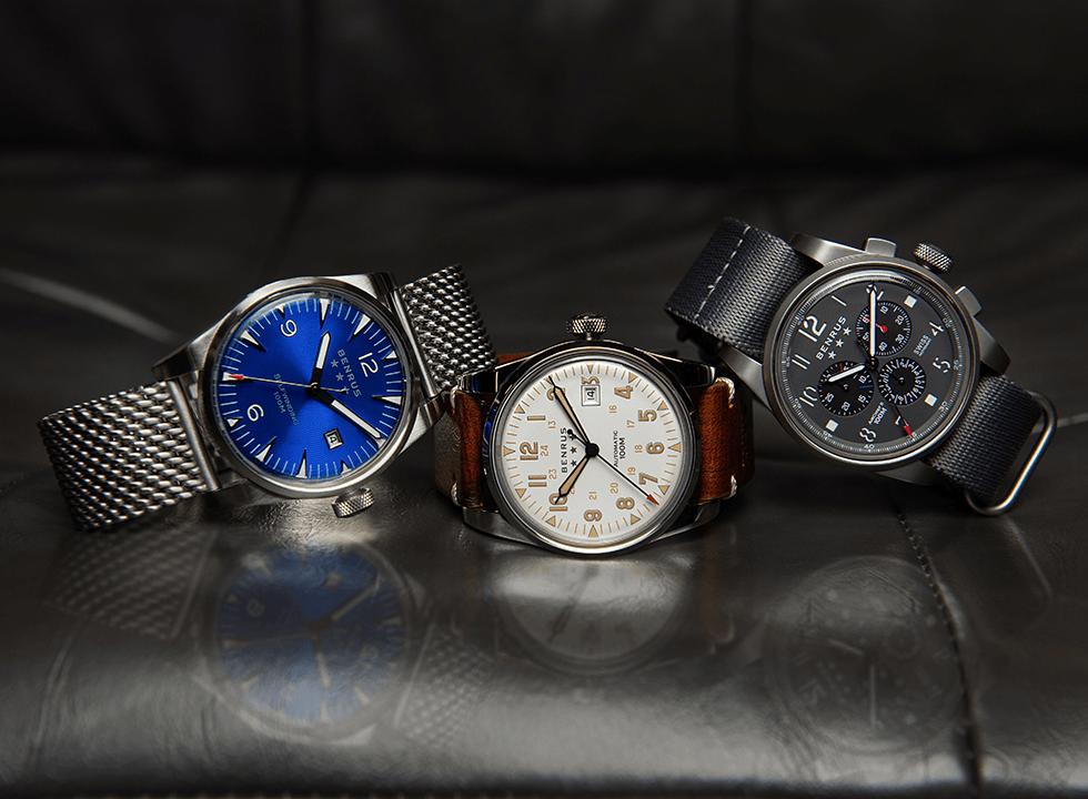 benrus watches