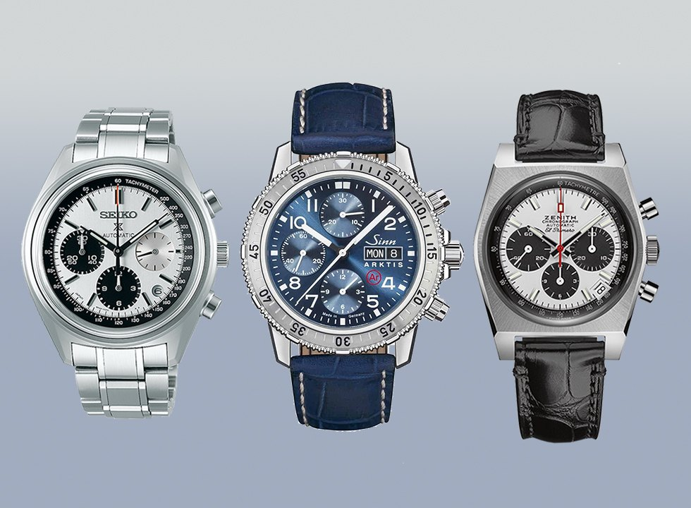 best automatic chronograph watches