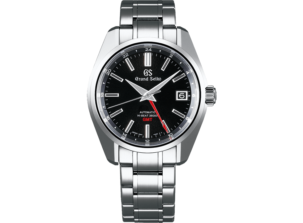 If we're honest, most any GMT from Grand Seiko's lineup would have been a worthwhile addition to this best GMT watches list.