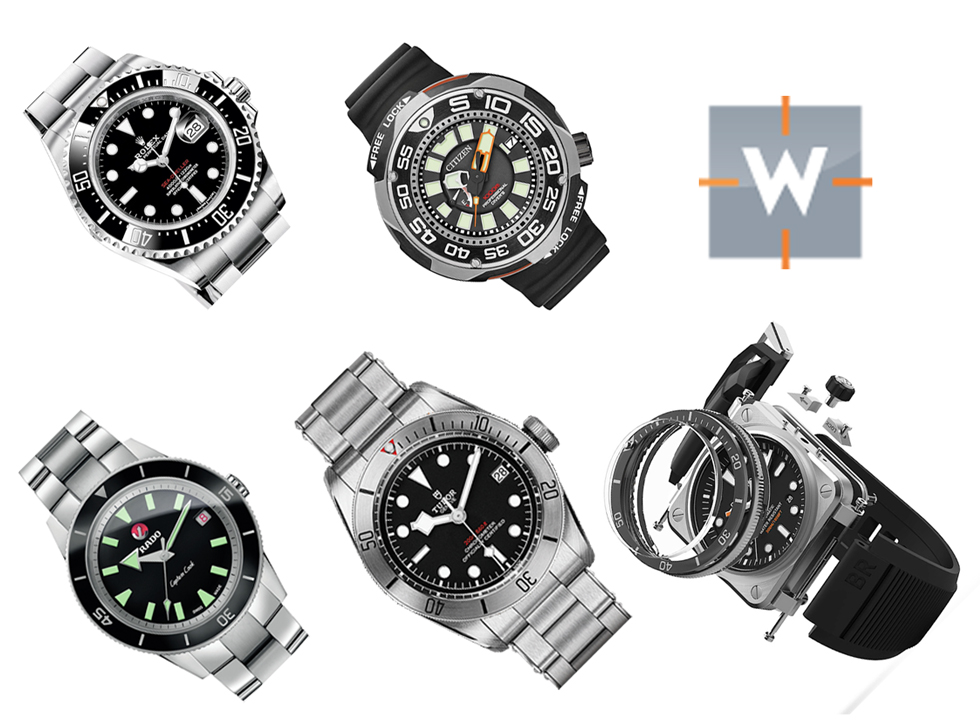 Best New Dive Watches for 2017