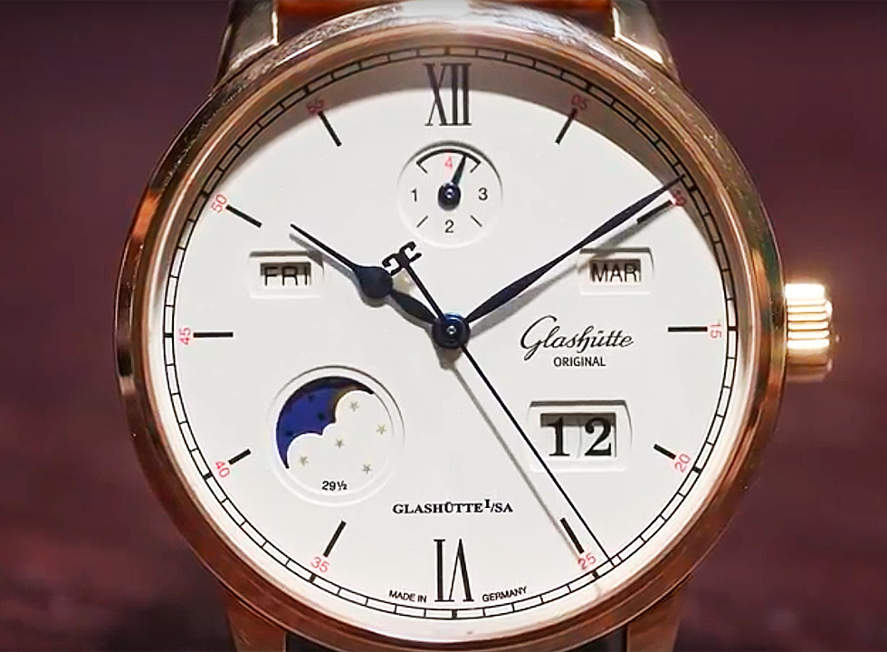 Best Watches of Baselworld Day 3: Glashütte Original, Stowa, Hermès, L.U. Chopard
