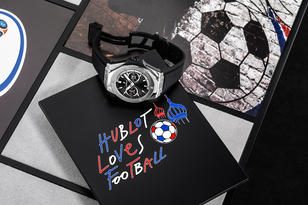 Hublot's 'How To Be A Champion' Campaign In Run In To FIFA World Cup™ 2018