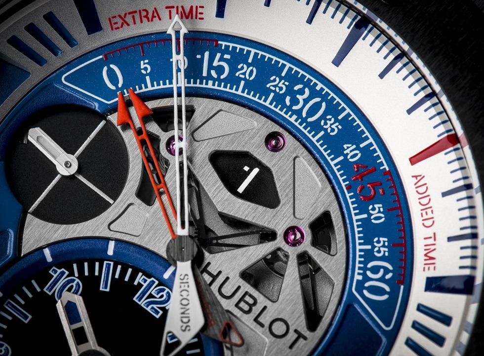 Big Bang Unico Retrograde Chronograph Euro 2016 LE watch
