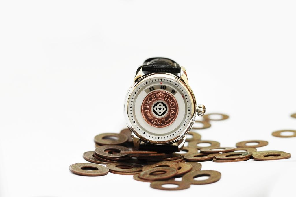 Hong Kong Watch Fair: Jaipur Watch Company