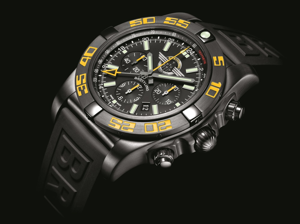 Chronomat GMT Breitling Jet Team
