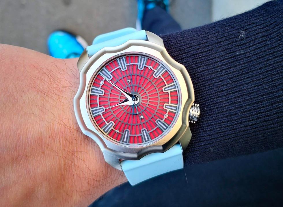 Sarpaneva K0 watch