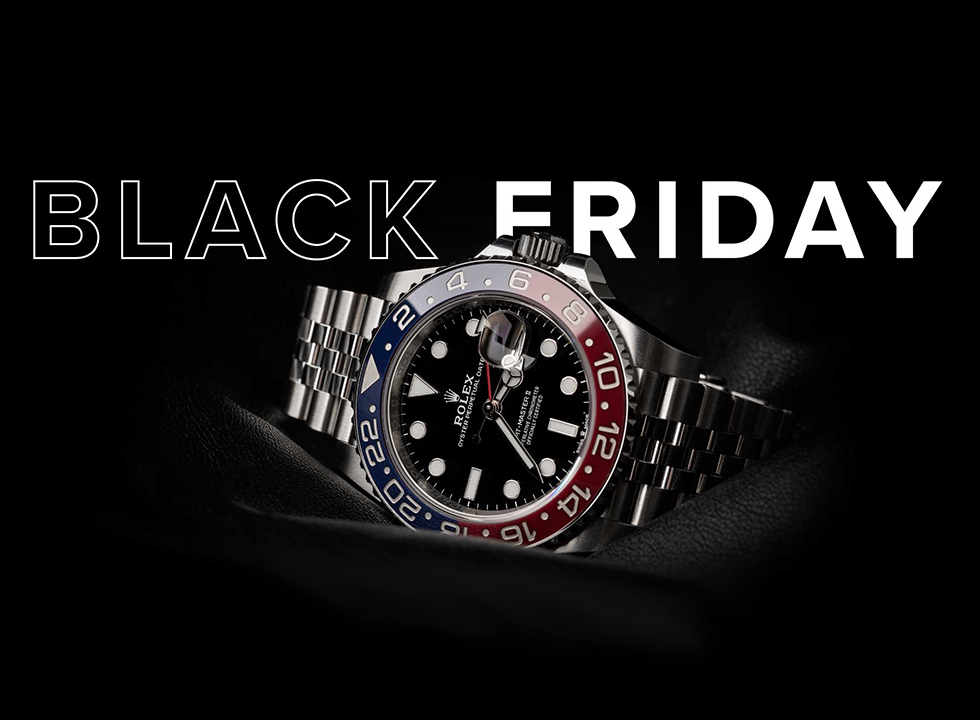 bobs black friday rolex