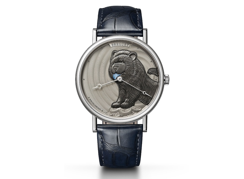 Breguet Salutes The Year Of The Dog With The Classique 7145 Chow-Chow