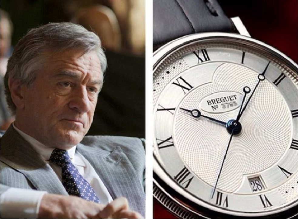 If hollywood stars were watches for Celebrity watches