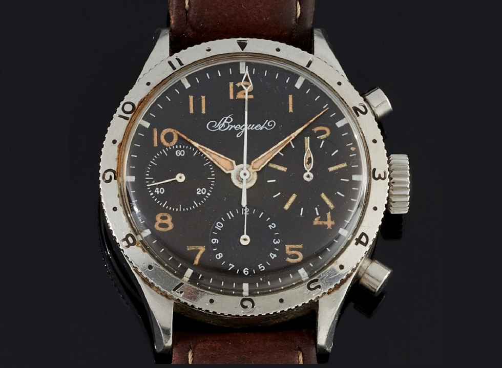 Breguet Acquires 1957 Type XX For Its Museum