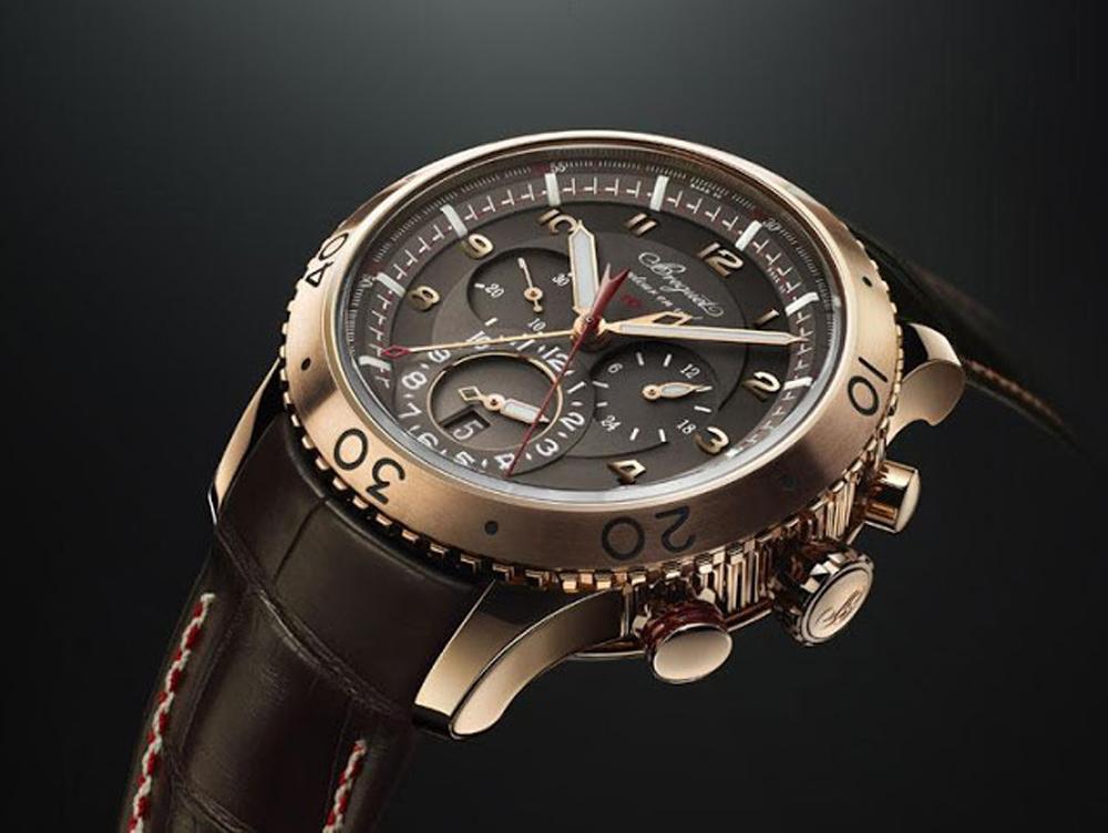 More Than Just a Pilot's Watch: Breguet Type XXII in Rose Gold