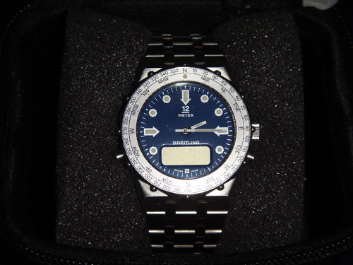 How To Spot fake Breitling watches