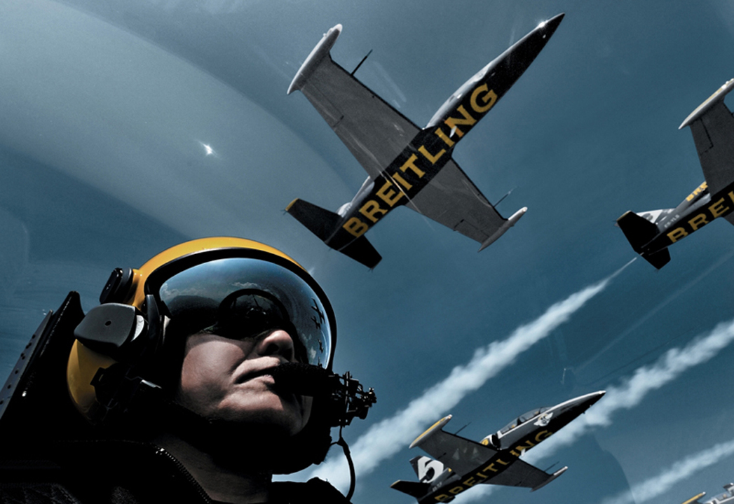 Fly Like a Breitling: Fly Breitling Competition 2014