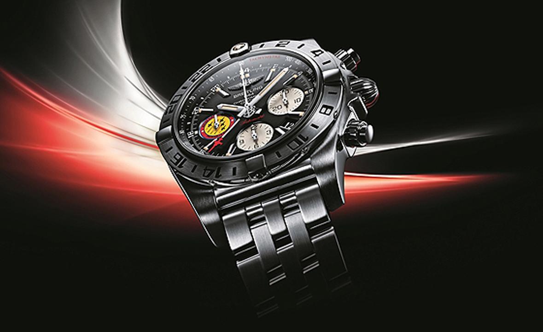 "Supersonic Celebration: Breitling Chronomat 44 GMT LE ""Patrouille Suisse 50th Anniversary"""
