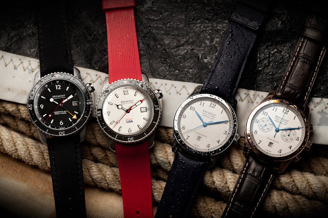 Bremont launches Americas Cup Collection