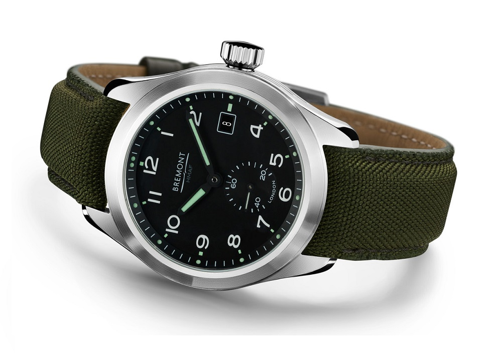 Military Time Clock >> Bremont Appointed Luxury Watch Partner to Her Majesty's ...