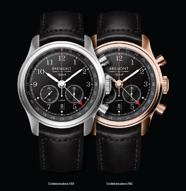 Name:  Bremont Codebreaker in stainless steel and rose gold.jpg