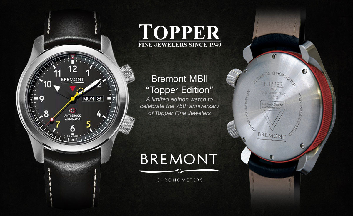 Bremont-Topper-Edition