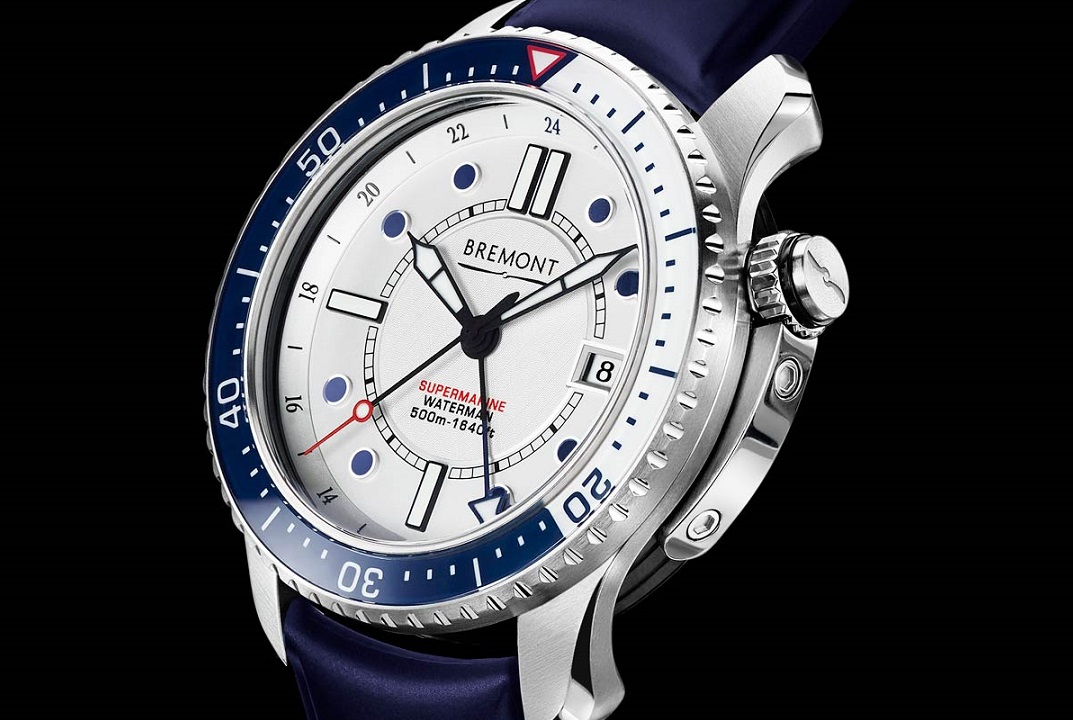 Bremont Launches Limited Edition Bremont Waterman