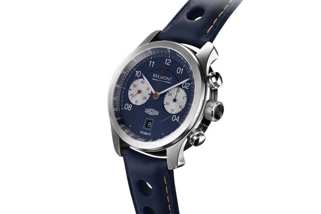 Bremont Limited Edition Jaguar D-Type Celebrates the Triple Le Mans