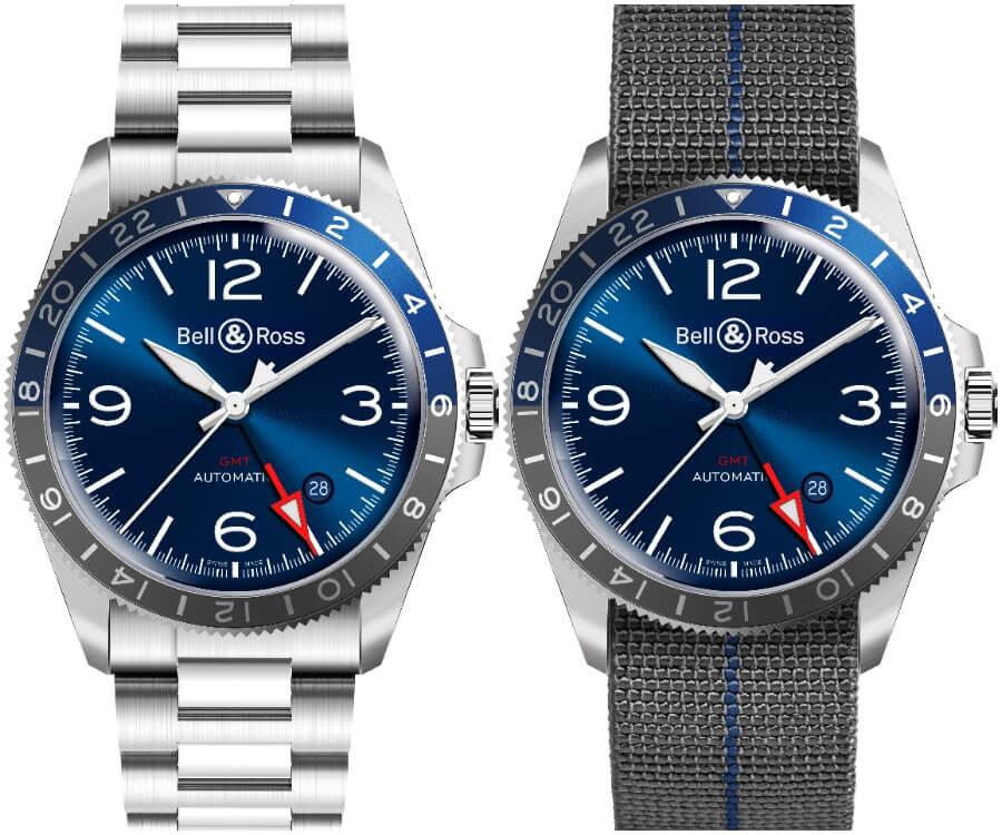 BRV2-93 Blue Both Models