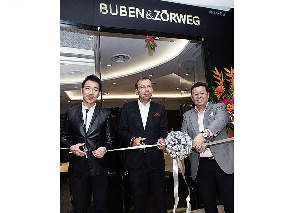 BUBEN&ZORWEG Boutique Re-Opening Singapore 09