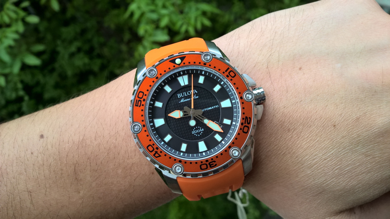 Name:  Bulova orange bezel small.jpg Views: 465 Size:  307.3 KB