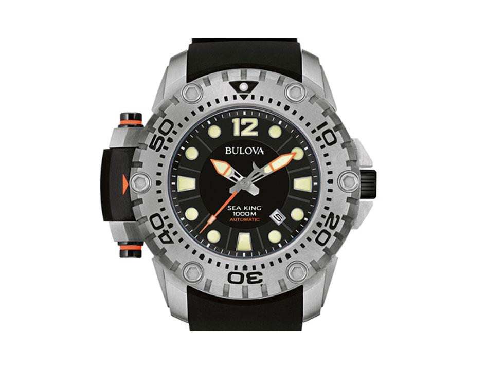 Fine price on Bulova Sea King Limited Edition at Az Fine Time