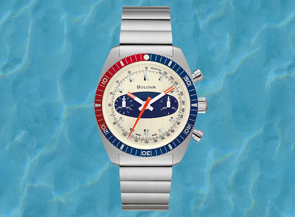 bulova surfboard chronograph a reissue