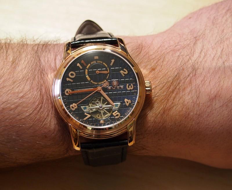 Buzz Mecanique Watch