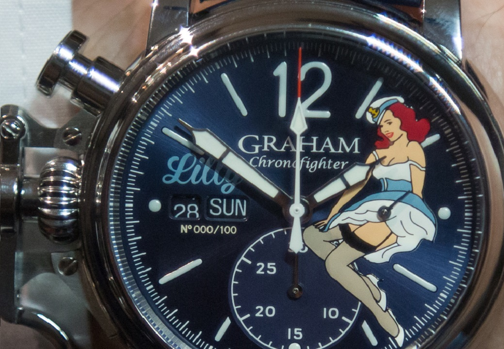 Easy Winners for Day 5: DOXA, GoS, Chronoswiss, Graham Watches