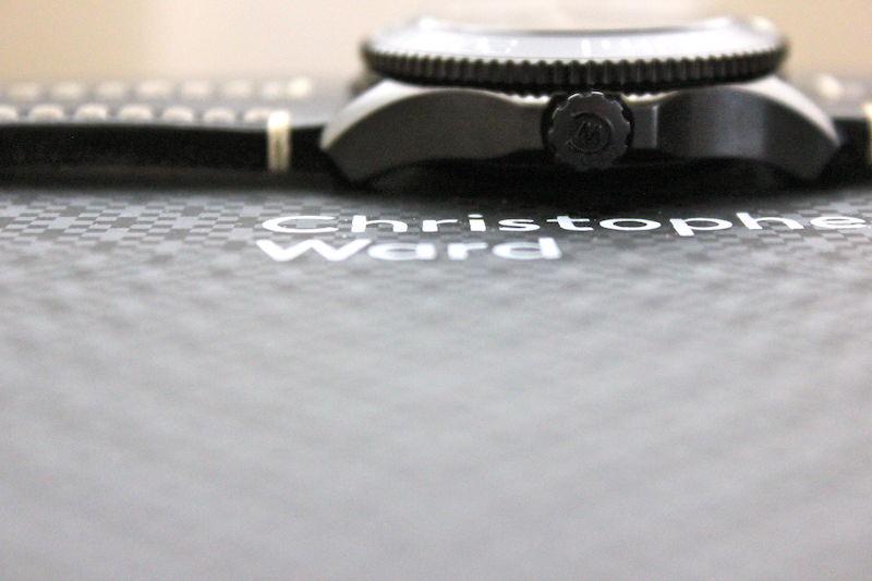 Name:  C60 Trident Pro 600 Vintage on black leather white stitch Panatime strap6.jpg Views: 36 Size:  45.4 KB
