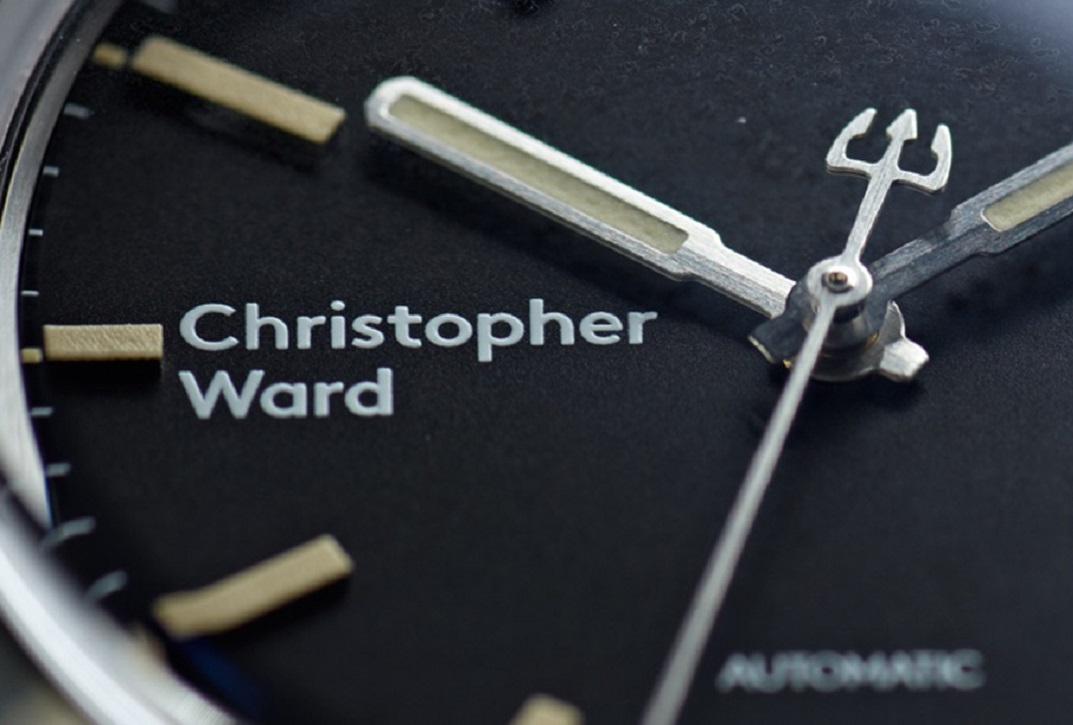 New look, new logo for Christopher Ward's Trident C65 Vintage & C65 Classic Mk II