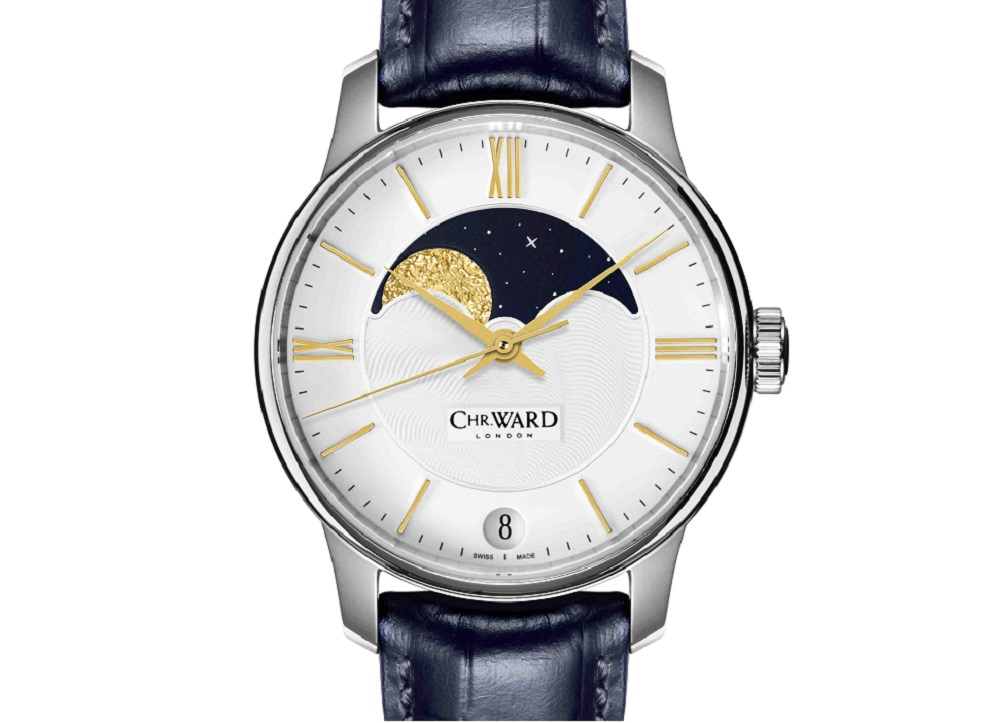 Christopher Ward C9 Moonphase celebrates a full moon this Christmas