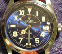 Rolex Tudor Oysterdate - California Dial