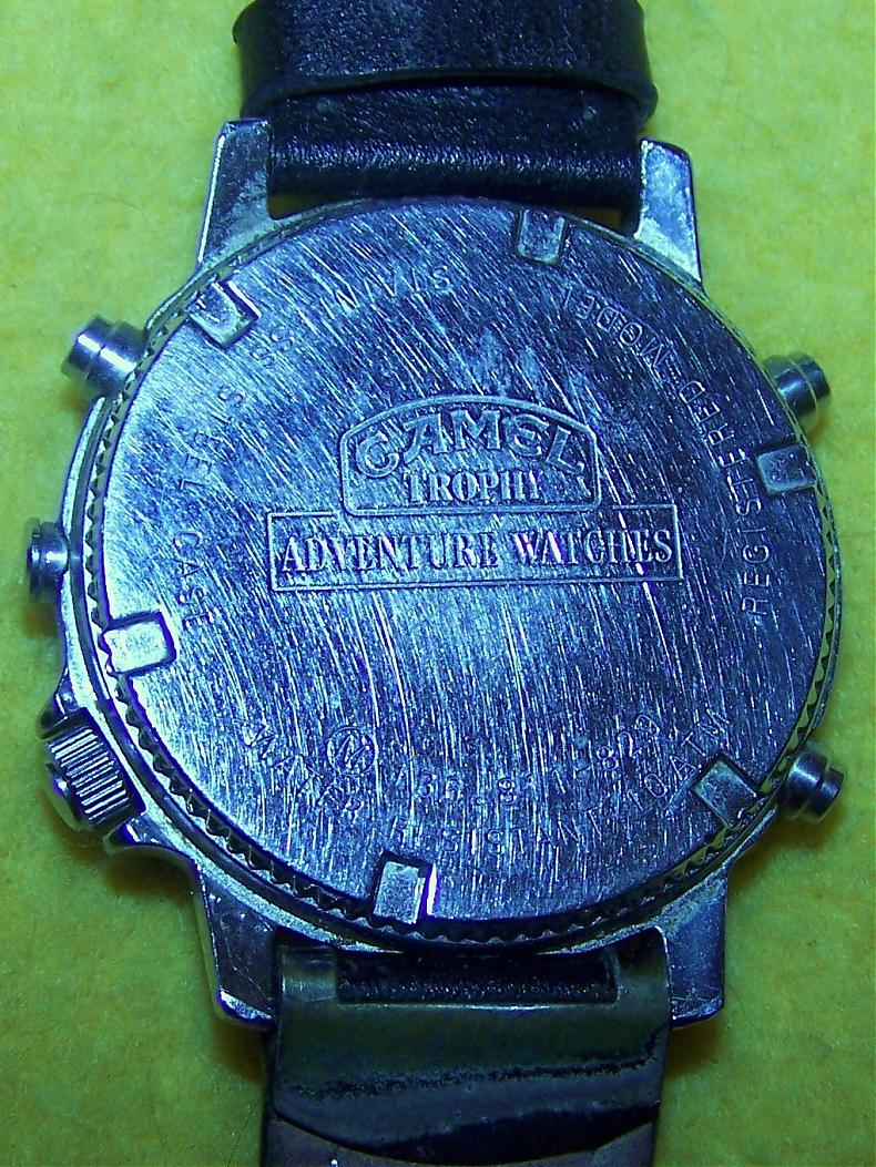 Camel Trophy Adventure Watches