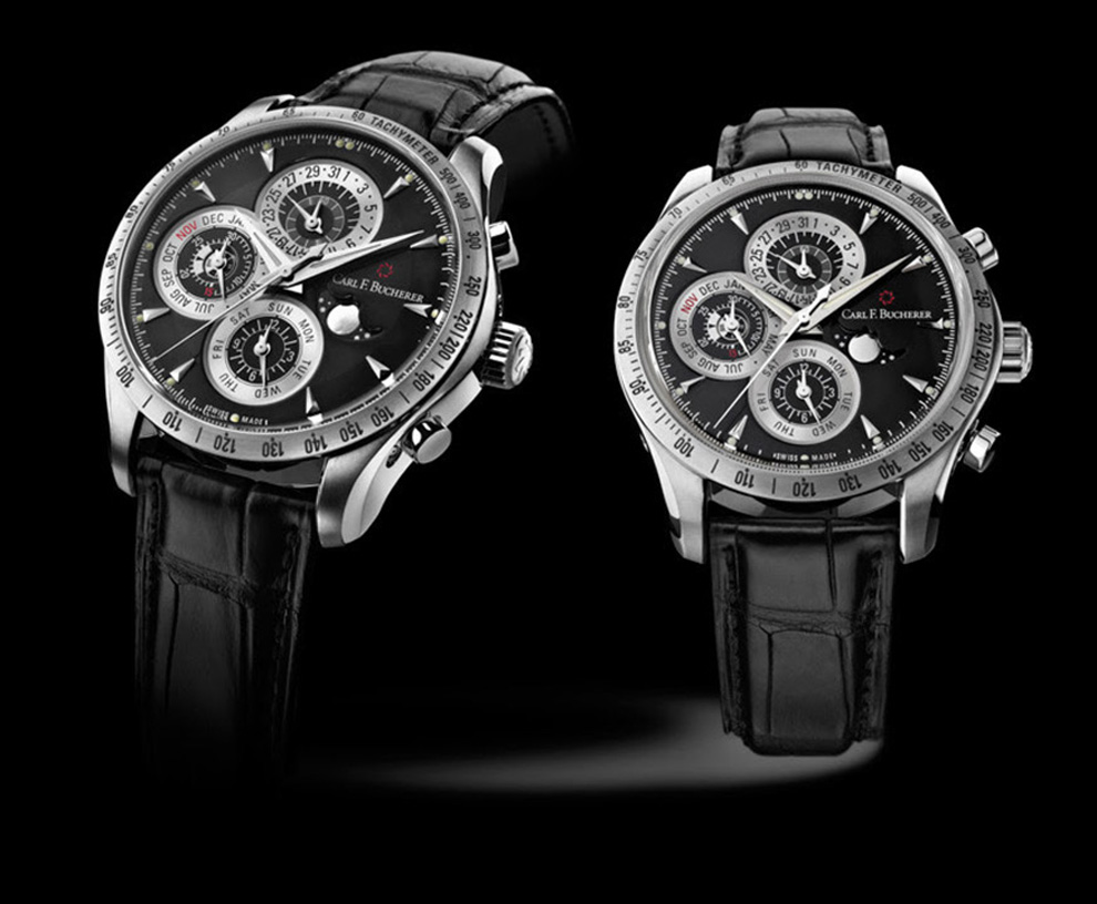 Only Watch 2015: Manero ChronoPerpetual