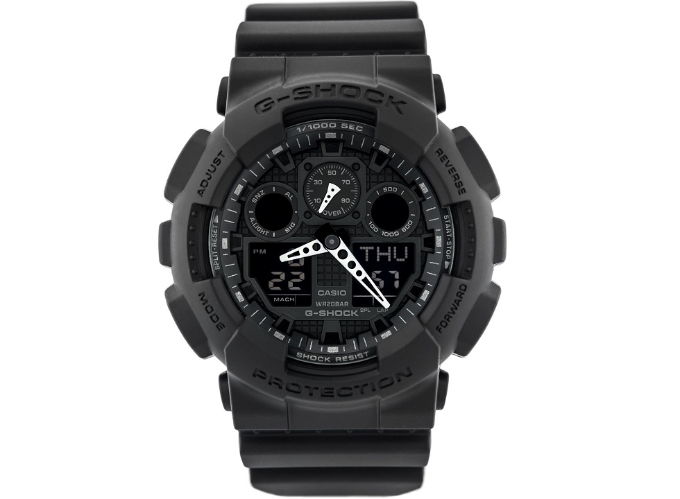 Casio G-Shock GA100-1A1