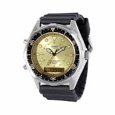 Name:  Casio Watch Gold.jpg