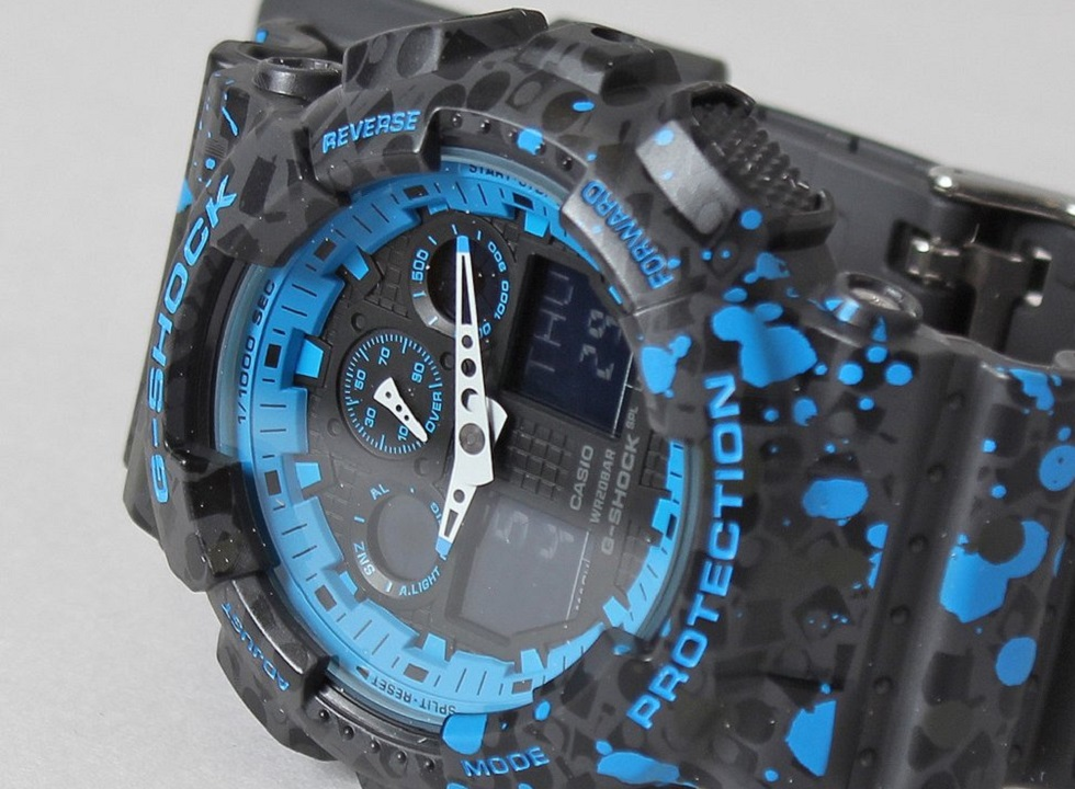 G-Shock Partners With Graffiti Artist Stash On Limited Edition Collaboration Watch