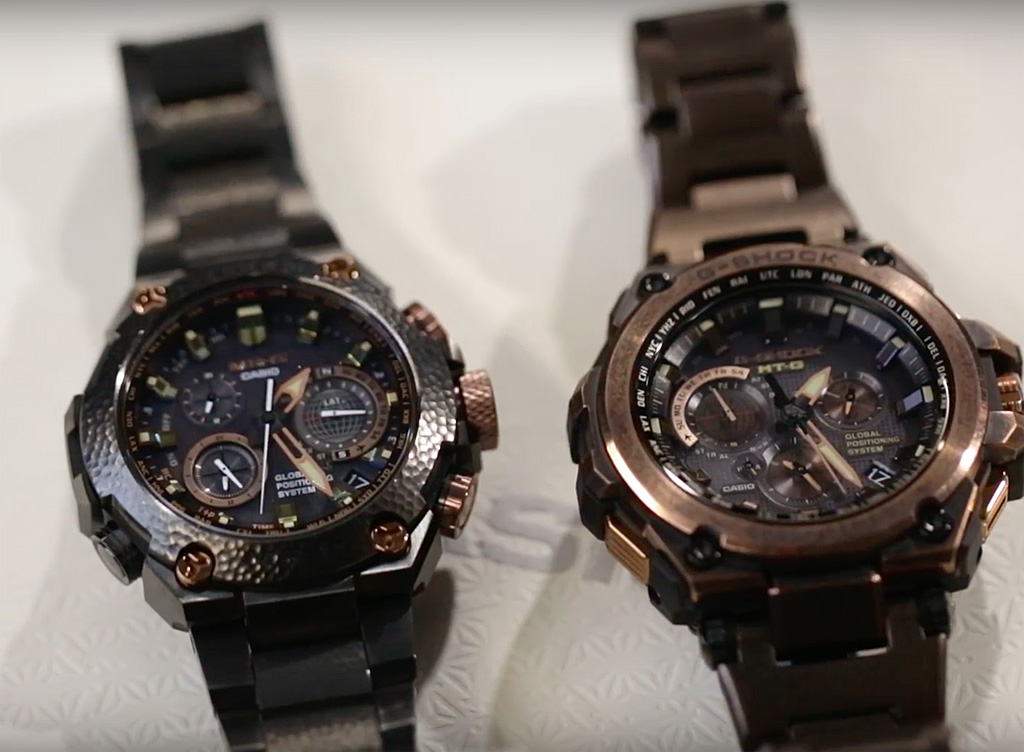 Baselworld 2016: Casio Watch Collection Preview Video