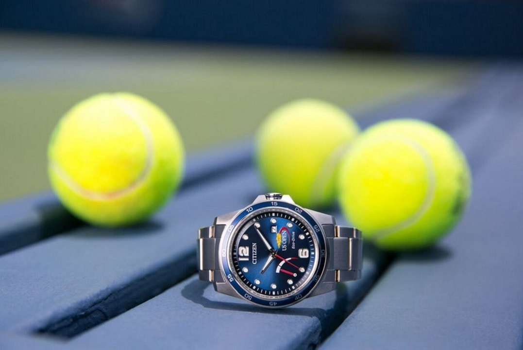 Citizen Serves Up Two New Special Editions At US Open