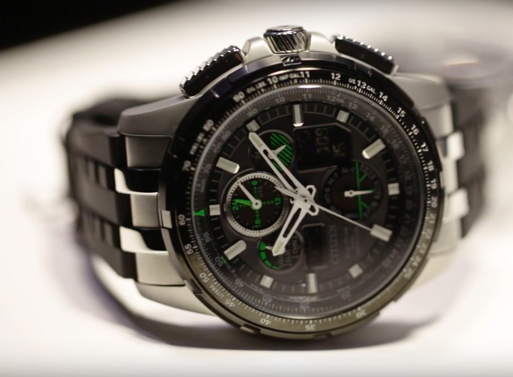 Baselworld 2016: Citizen Watch Collection Preview Video