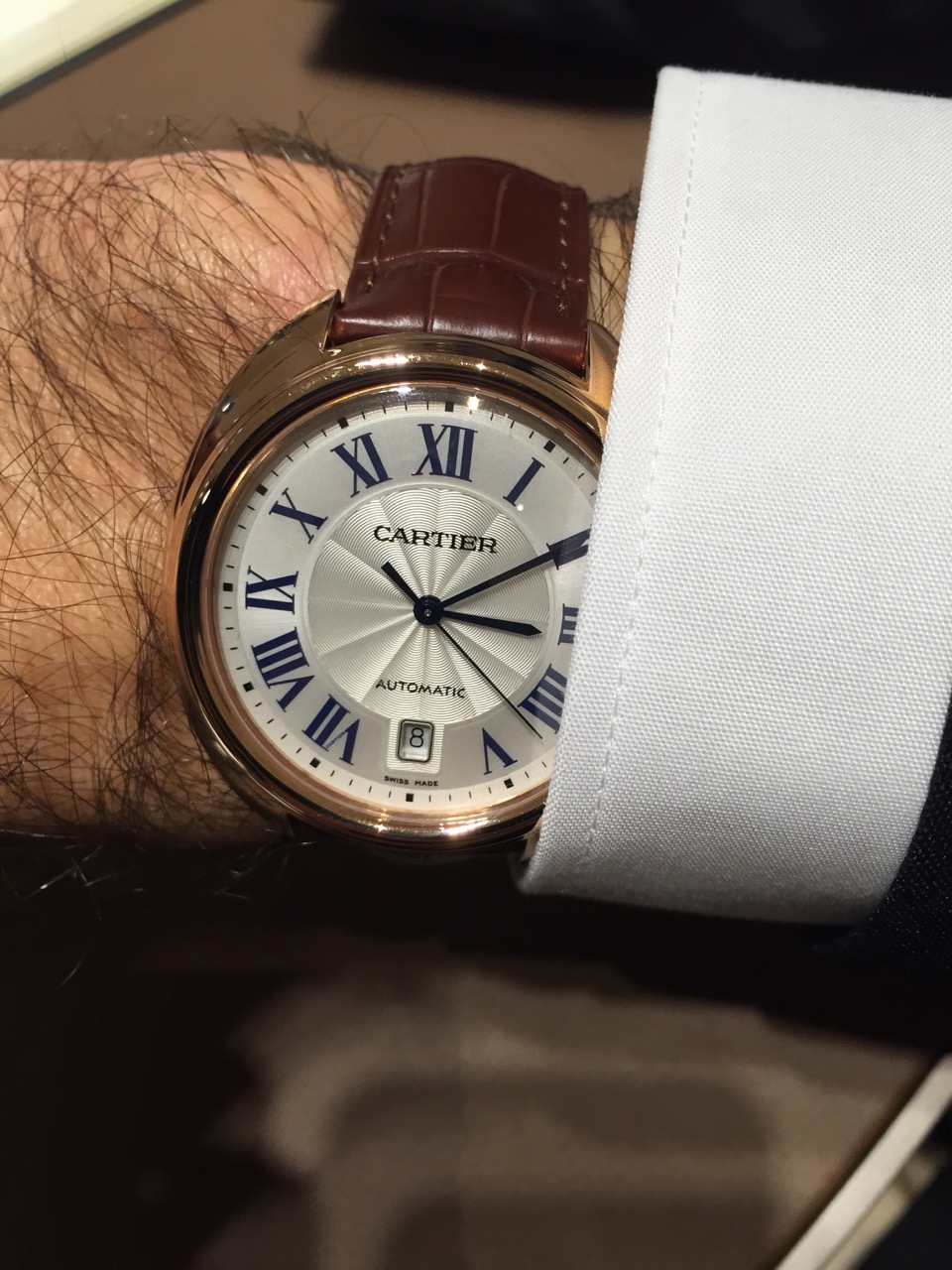 Cartier fake watches