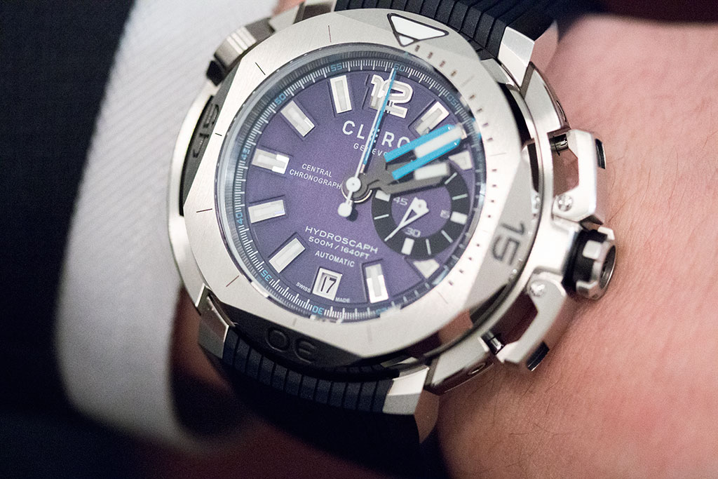 Baselworld 2016: Clerc Live Report