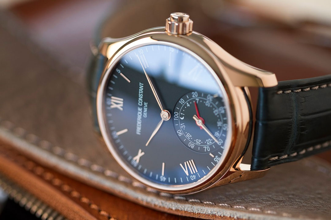 Only Watch 2015: Frederique Constant Horological Smartwatch